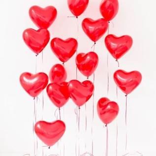 сердечки на февраля