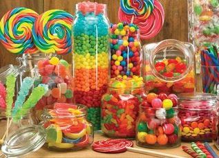 candy bar детский день рождения