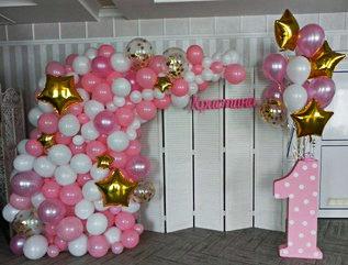 фотозона на детский день рождения