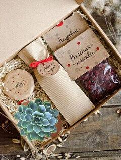 Подарки с сухофруктами