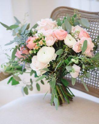 цветы для свадебного букета